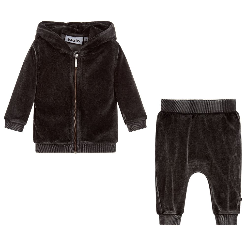 Molo Stein Velour Tracksuit