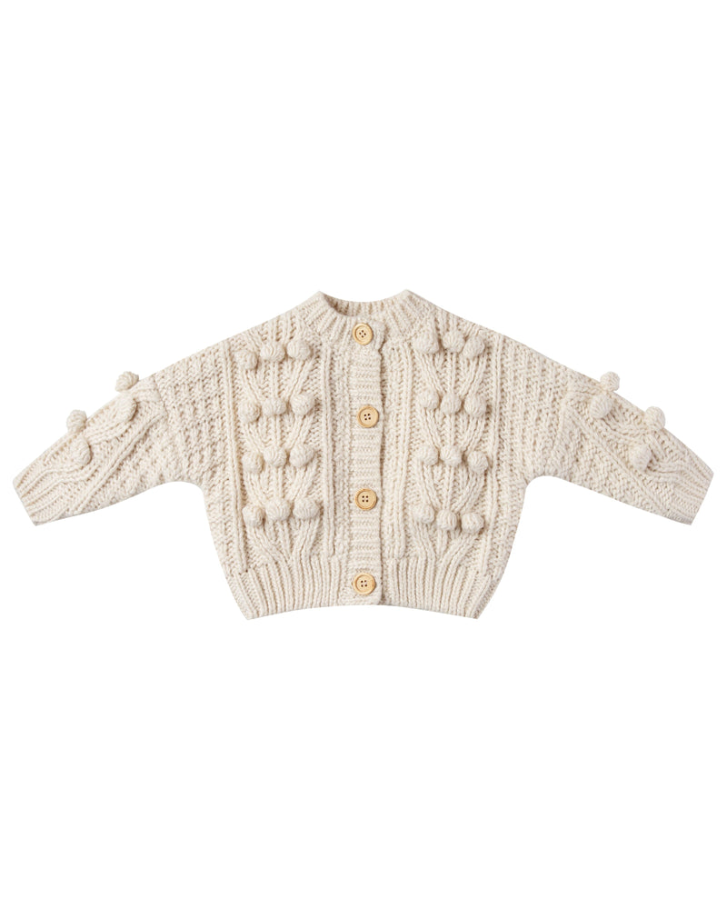 Load image into Gallery viewer, Bobble Cardigan | Natural