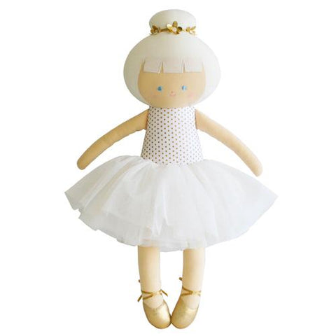 Alimrose Big Ballerina Cuddle Doll