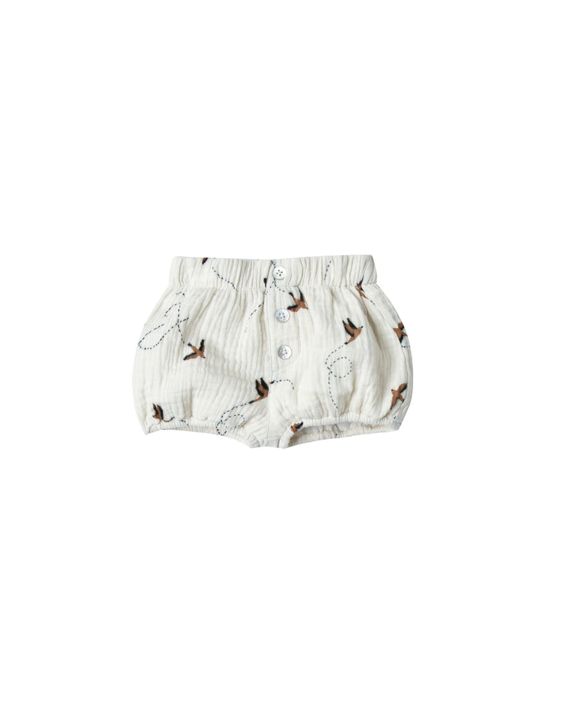Rylee + Cru Sparrow Button Shorts - TAYLOR + MAX