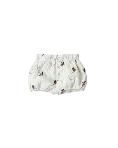Rylee + Cru Sparrow Button Shorts