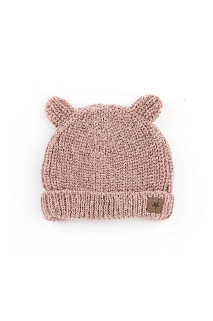 Tocoto Vintage Knited Bear Cap