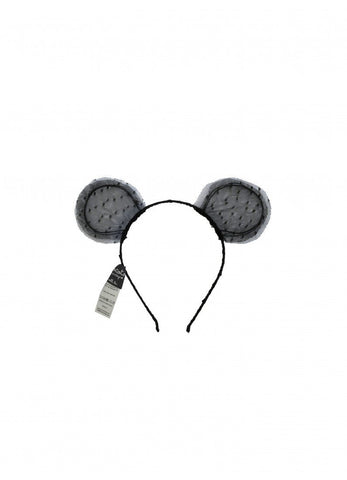 Tocoto Vintage Black Mouse Headband