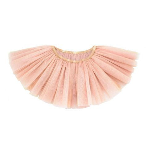Oh Baby! Blush Pink + Gold Sparkle Tutu - TAYLOR + MAX