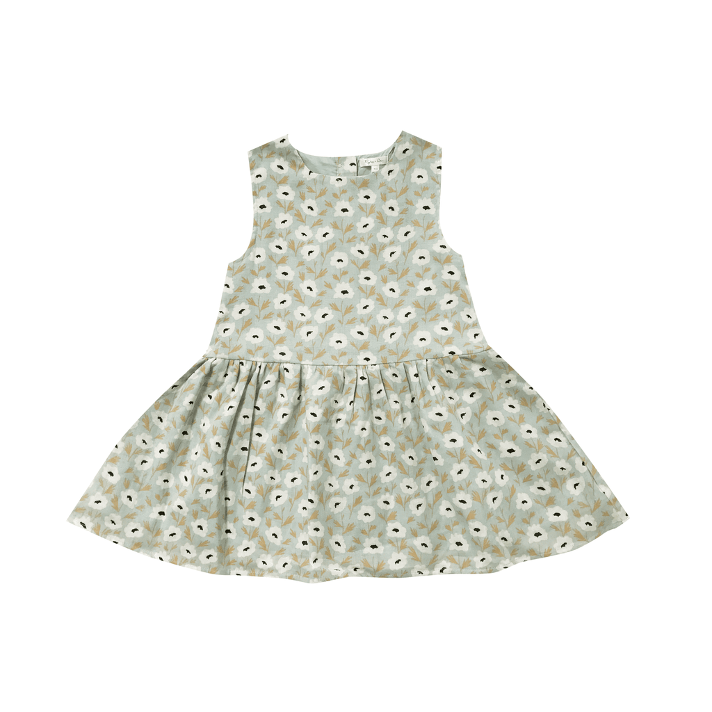 Rylee and Cru Floral Dress - TAYLOR + MAX