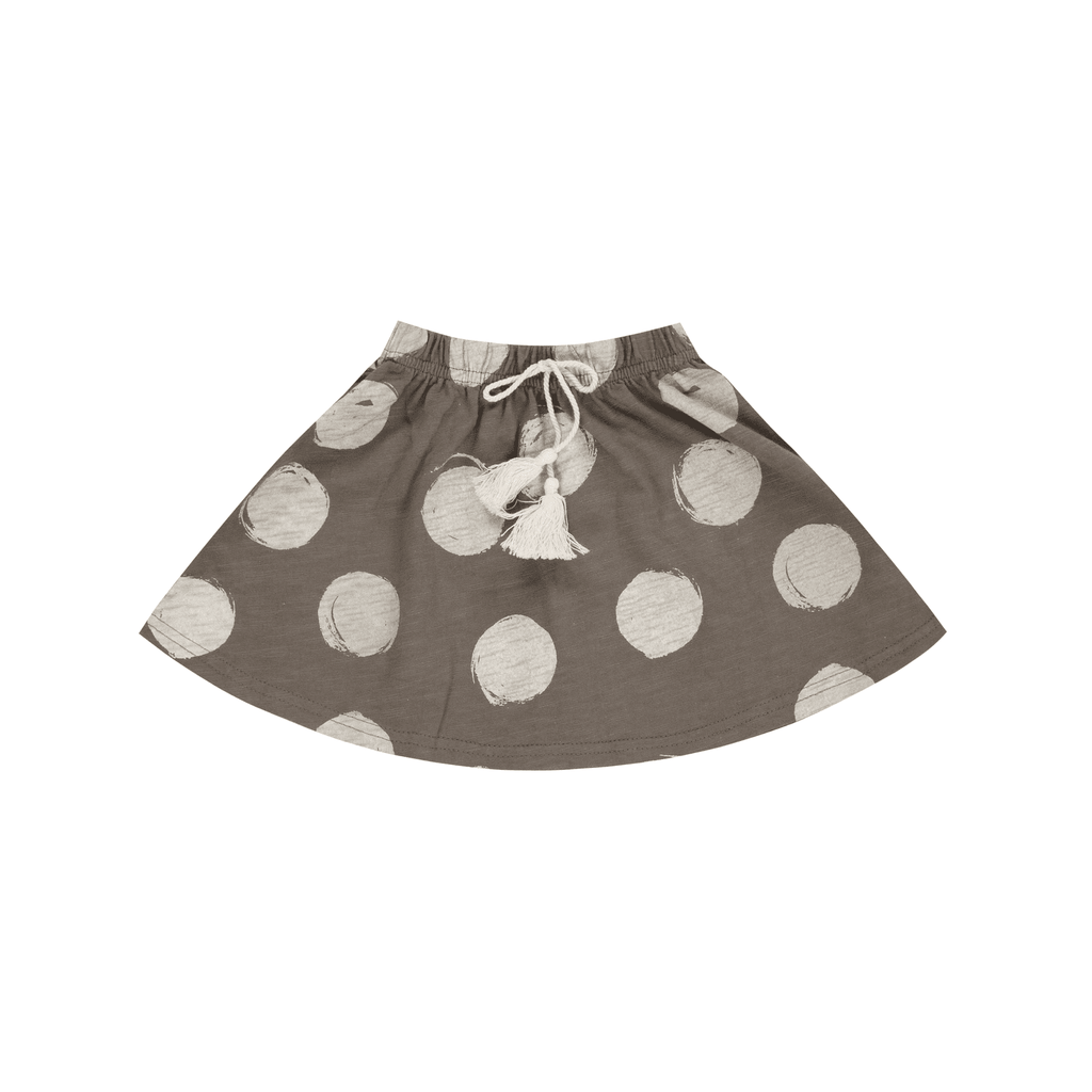 Rylee and Cru Dot Mini Skirt - TAYLOR + MAX