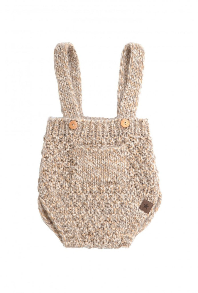 Tocoto Vintage Knitted Body | Beige