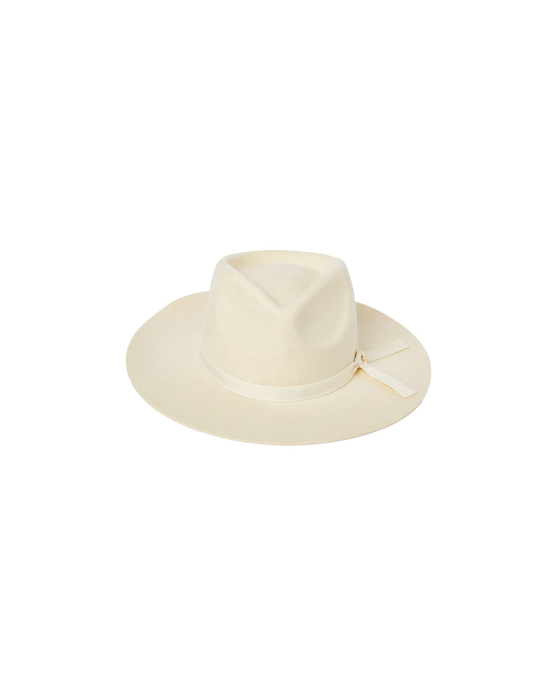 Rancher Hat | Ivory