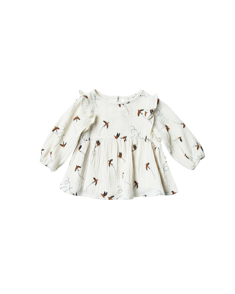 Rylee + Cru Sparrow Piper Blouse