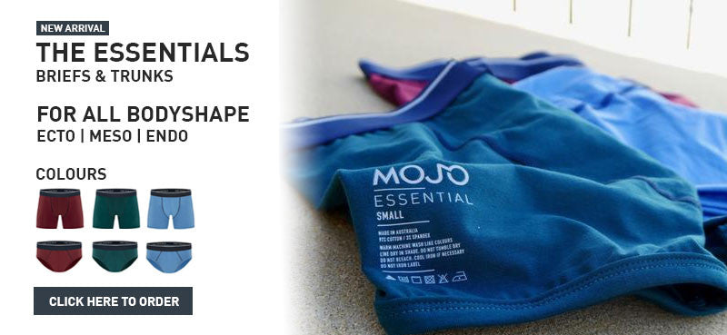 Mojo New Arrival The Essentials