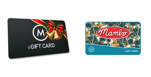 Mojo Downunder Christmas giftcards!
