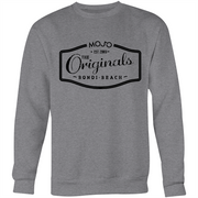 Originals - Crew Neck Jumper Sweatshirt - Mojo Downunder