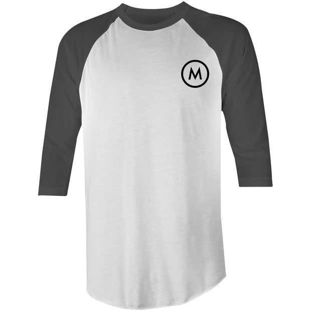 The Downunder - 3/4 Sleeve T-Shirt - Mojo Downunder