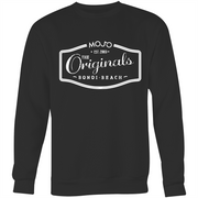 Originals Box - Crew Neck Jumper Sweatshirt - Mojo Downunder