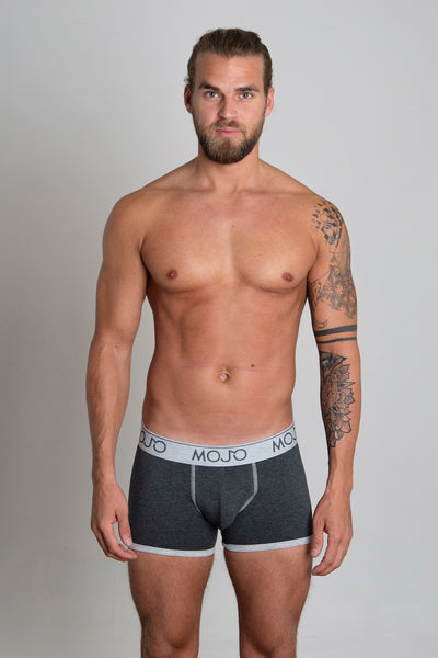 VARSITY TRUNK - DARK GREY - Mojo Downunder