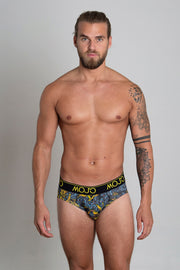 "MAMBO ""ANGRY BANKSIA"" BRIEF"