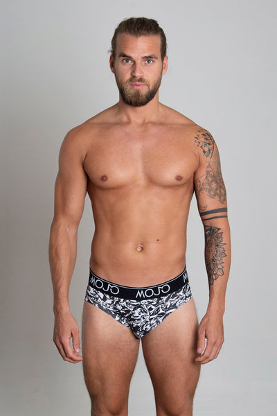 "MAMBO ""CATTLE DOG"" BRIEF"