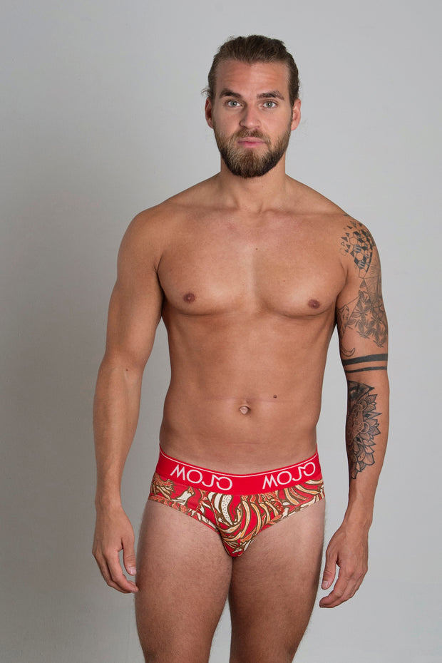 "MAMBO ""KANGAROO PAW"" BRIEF - Mojo Downunder"