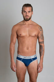 VARSITY BRIEF - DARK BLUE