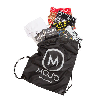 MOJO GIFT PACK BRIEFS