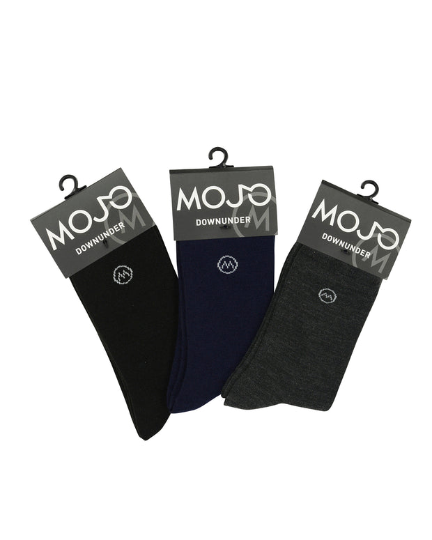 SOCK - BUSINESS 3 PACK