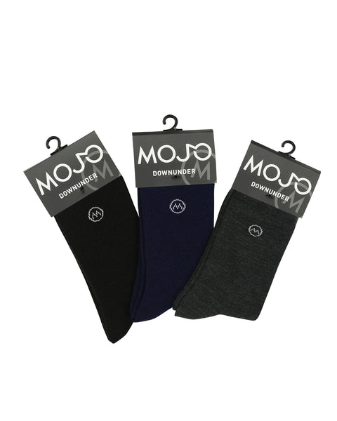 Business Socks 3 Pack Normally $25 Now $19