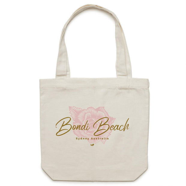 The Downunder Bondi - Carrie - Canvas Tote Bag - Mojo Downunder