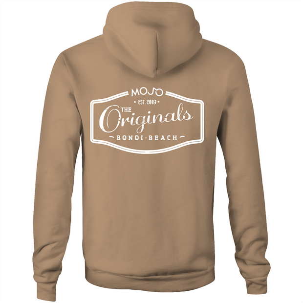 M-Original - Pocket Hoodie double print - Mojo Downunder