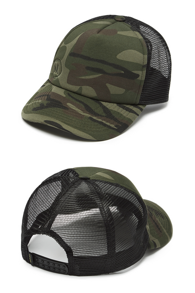 JUNGLE GREEN TRUCKER - Mojo Downunder