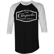 The Originals- 3/4 Sleeve T-Shirt - Mojo Downunder