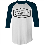 The Originals  - 3/4 Sleeve T-Shirt - Mojo Downunder