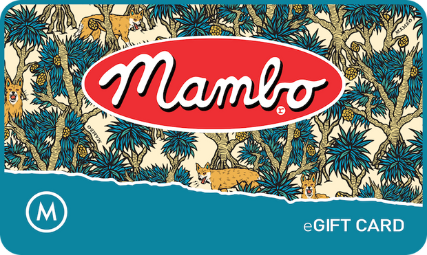 MAMBO Subscription Gift Card