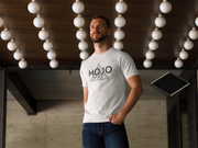 Mojo Pyramid Tee  - Lightweight Slim T-Shirt - Mojo Downunder