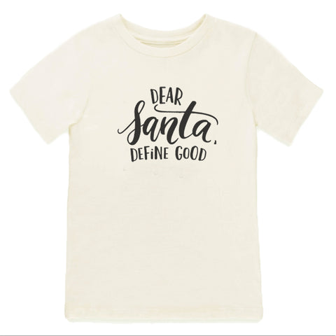 Dear Santa, define good tshirt