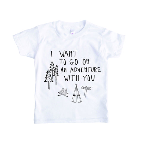 I Want To Go On An Adventure