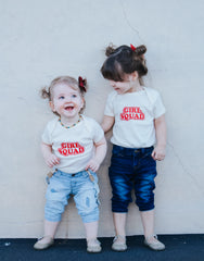 Girl Squad Tshirt (child & adult)