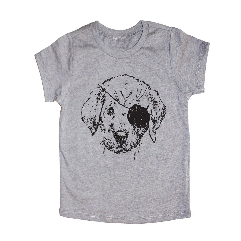 Pax The Pirate Puppy Tee