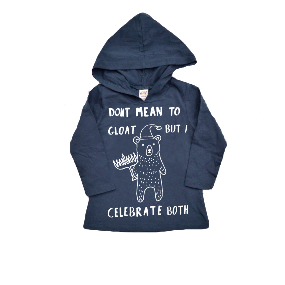 Celebrate Both Lightweight Hoodie