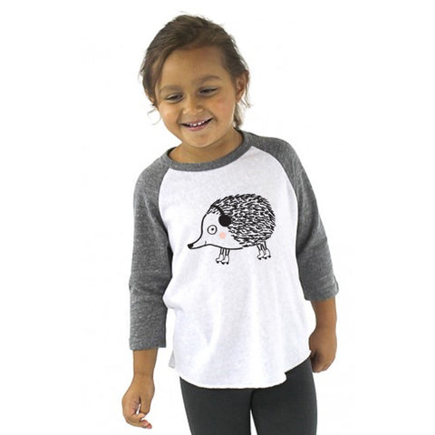 Herman The Hedgehog RAGLAN