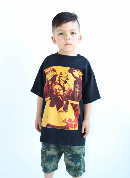 Elevated Youth Reworked '96 Wu-Tang x High Times Tee Youth XS/Small *RARE* *1 of 1*