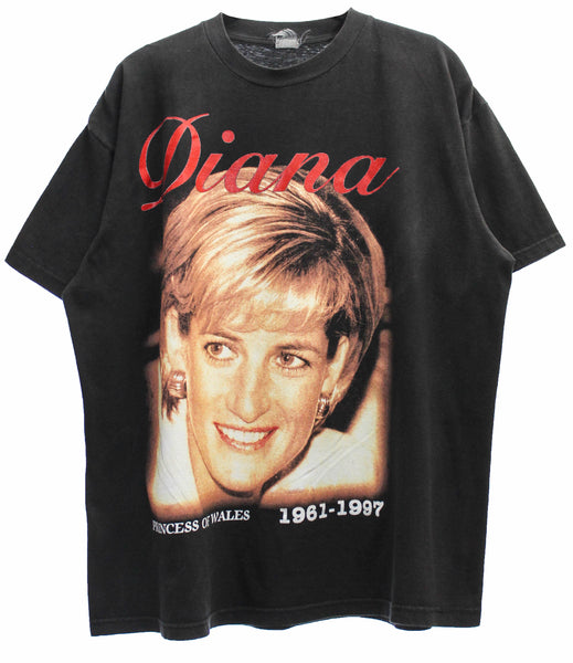 Princess Diana '97 'The Woman We Loved Tribute' Boxy XL