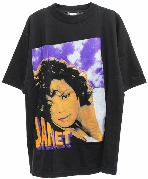 Janet Jackson 90s Laker Colorway Bootleg' XL