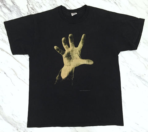 System Of A Down 1998 'Hand Logo' XL *Faded*