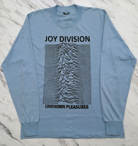 Joy Division 90s 'Unknown Pleasures' Medium L/S *Rare*