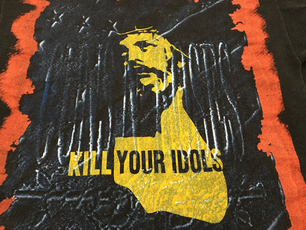 Guns N Roses 90s 'Axl / Kill Your Idols' Large *RARE*