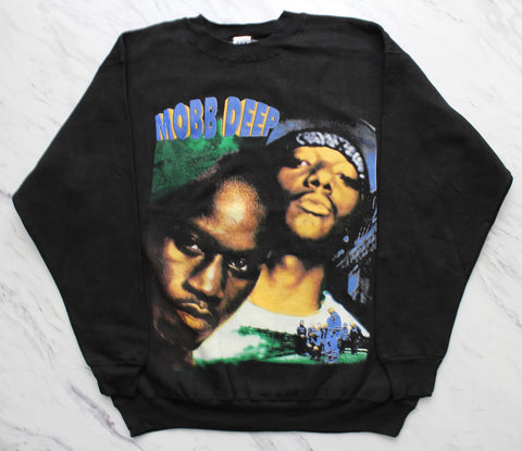 Mobb Deep '95 'The Infamous' XL/XXL *Rare*
