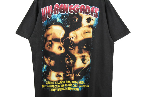 Wu-Tang Clan 90s 'Wu World / Wu Renegades' XL