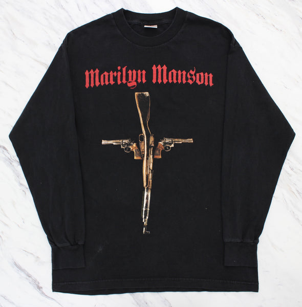 Marilyn Manson '00 'Love Song' Large L/S