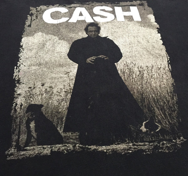 Johnny Cash 1994 'American Recordings' XL