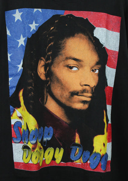 Snoop Doggy Dogg '96 'Tha Doggfather Bootleg' Large *RARE*